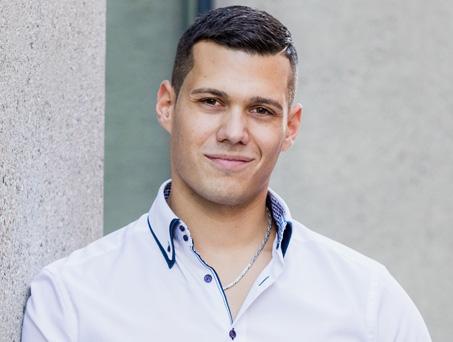 Webdesigner Fabian Semmler